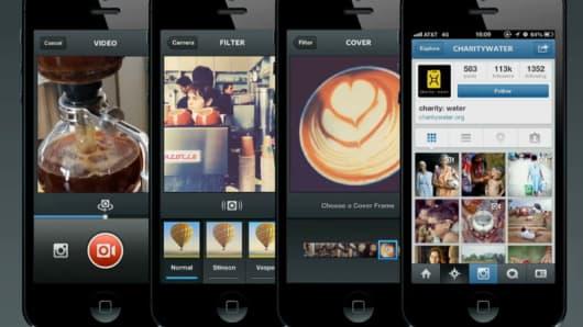 Facebook's video for Instagram in four steps
