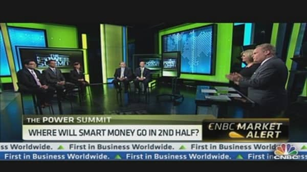 Where Smart Money Is Going