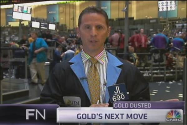 Trader Turns Bearish on Gold