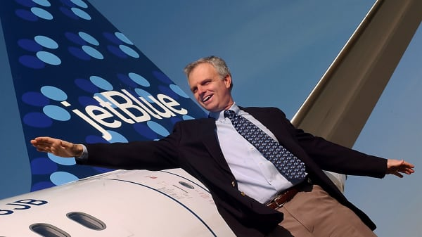 David Neeleman, founder and former CEO of JetBlue.