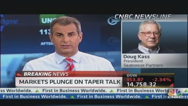 Doug Kass: Why I'm Net Short