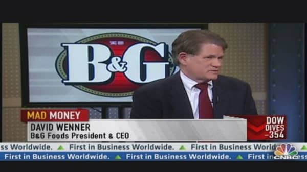 B&G Foods CEO: New Products Across the Board