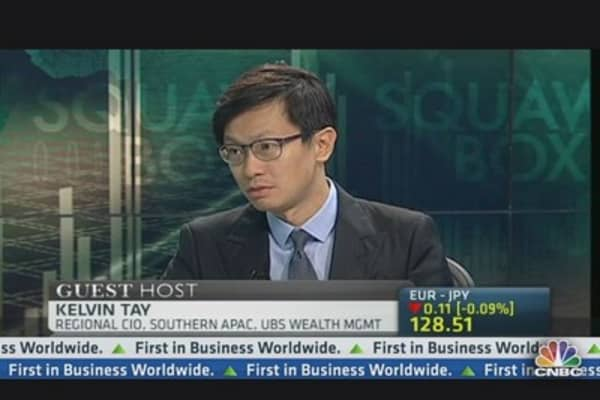 Spike in US Yields Bad For Asian Equities: Expert