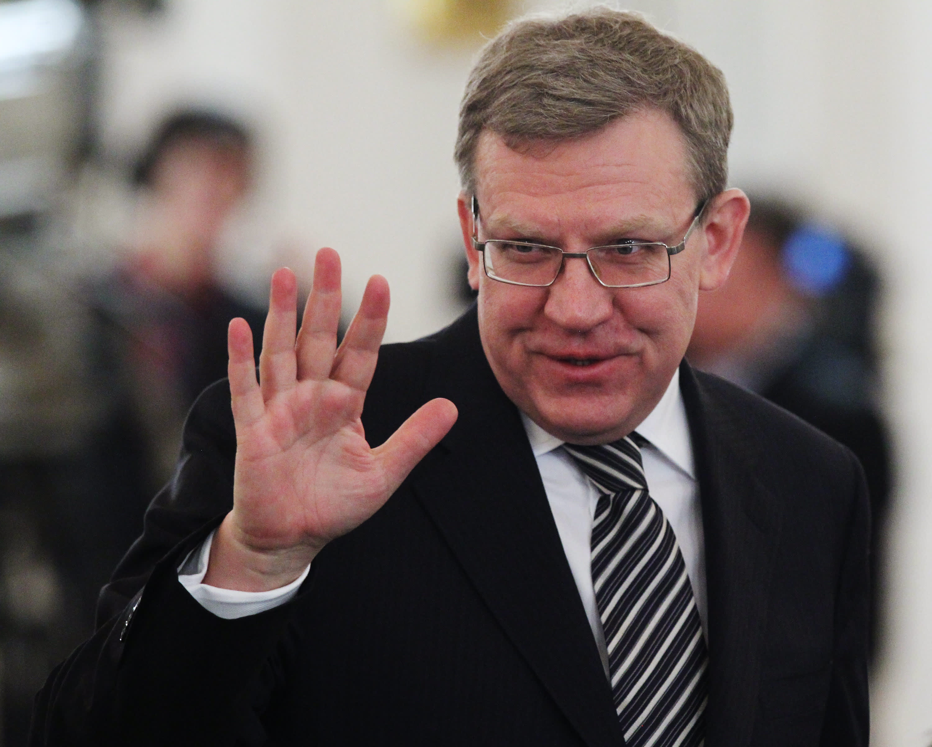 Kudrin has long been preparing for his resignation 09/27/2011 68