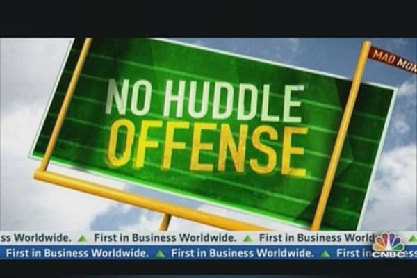No Huddle Offense: Interest Rates Bad News?