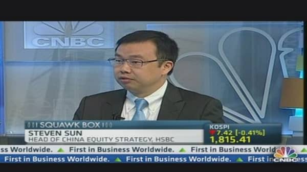 Neutral on Chinese Equities: Expert