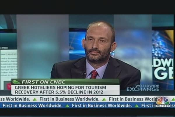 Why Greek Tourism Is Picking Up