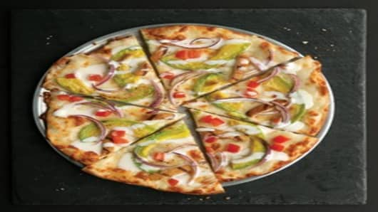 Pie Five Pizza Introduces the Chicken Awesome-Cado Pie