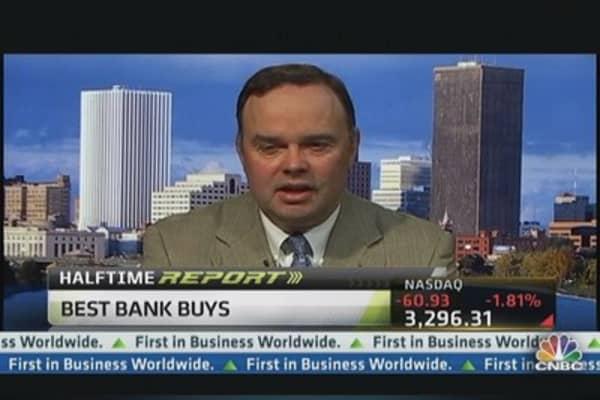 Top 3 Rising-Rate Bank Stocks