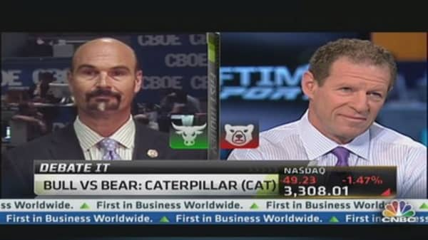 Debate It: Bull vs. Bear on CAT