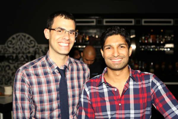 Steve Szaronos (L) and Rishi Prabhu (R) are the founders of Bespoke.