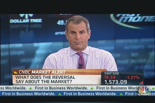 We've Seen Stocks Top for 2013: Pro