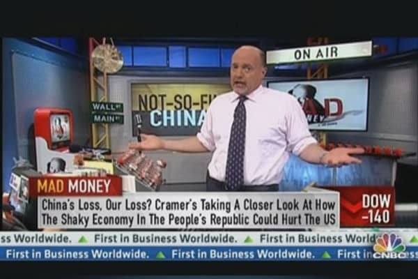 Google Has Zero China Exposure: Cramer