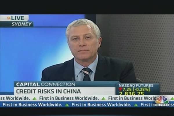 China Putting the Brakes on Liquidity