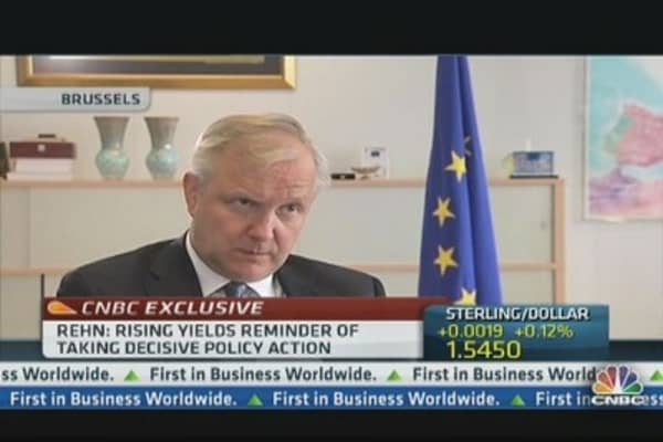 Europe's Leaders Must Act Decisively: Olli Rehn