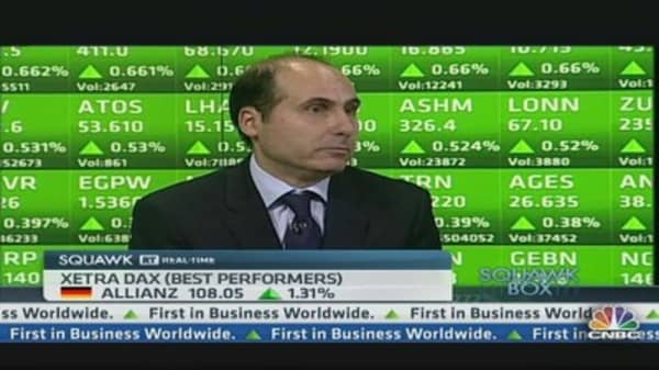 Equities Are Still the Place to Be: Strategist