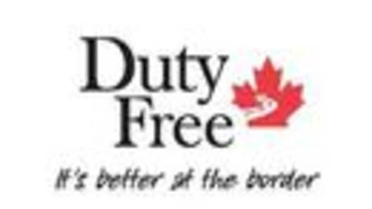 Duty Free Canada logo