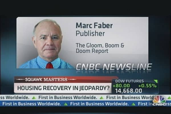 Dr. Doom: 10-Year Treasury Note & Gold 'Oversold'