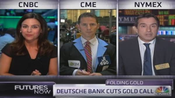 Deutsche Bank Still Too Bullish?