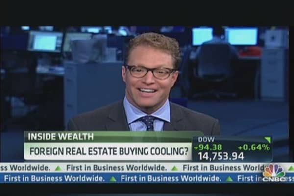 Foreign Buyers & U.S. Real Estate Market