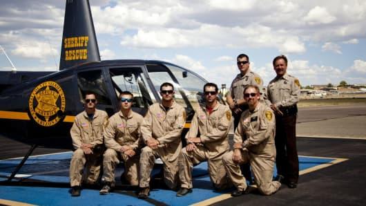 Guidance Aviation pilots.