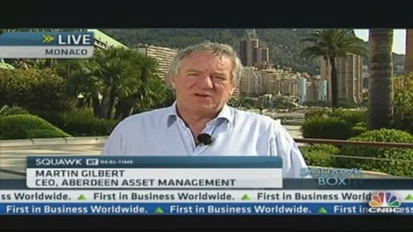 Aberdeen Asset CEO: Buying Opportunity for Emerging Markets