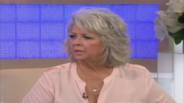 Paula Deen: I Would Not Have Fired Me