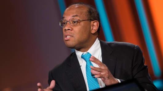 John Rogers Jr., Ariel Investments Chairman & CIO