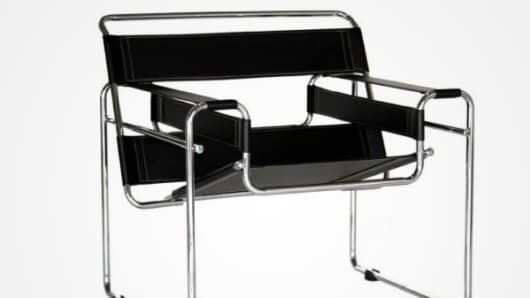 & How the Classic Wassily Chair Was Inspired by a Bicycle