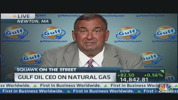 Gulf Oil CEO on Keystone Pipeline