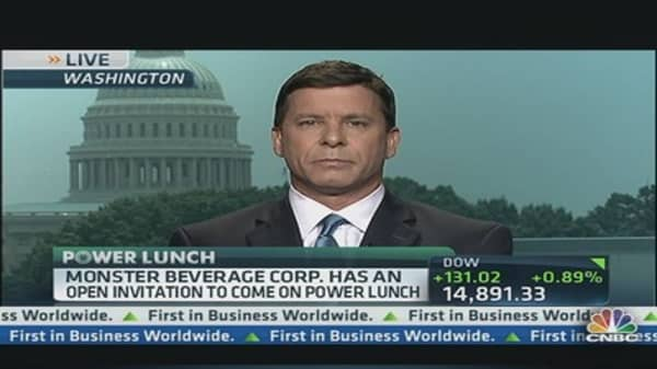 Suing Monster Beverage Corp.
