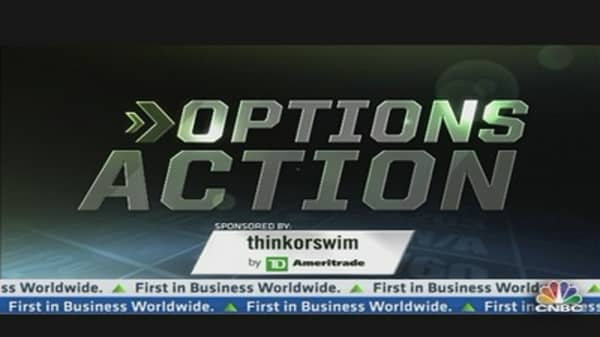 Options Action: Bearish Bet on Tesla