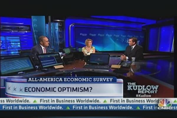 Economic Optimism?