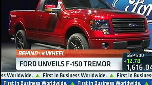 Ford's New F-150 Tremor