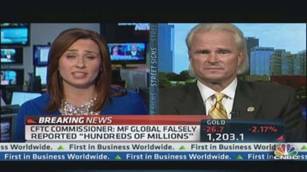 CFTC Demands Jury Trial for MF Global