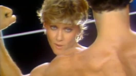 Olivia Newton John's Let's Get Physical