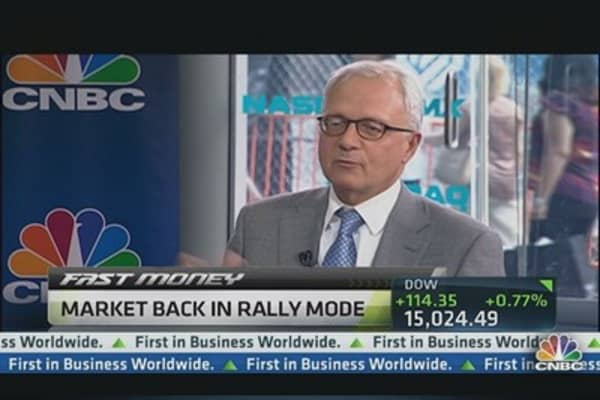 Yardeni Sees Stocks Going Sideways