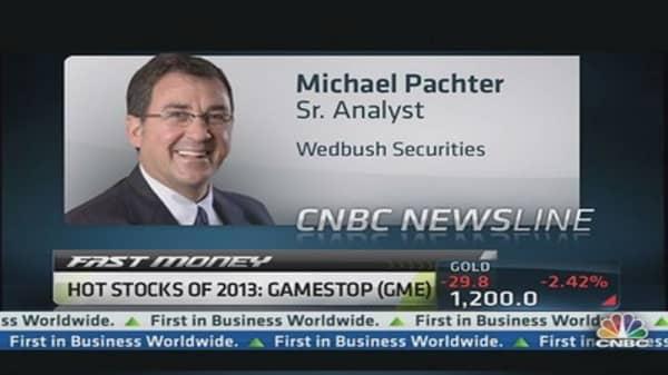 Why GameStop Will Rebound: Pachter