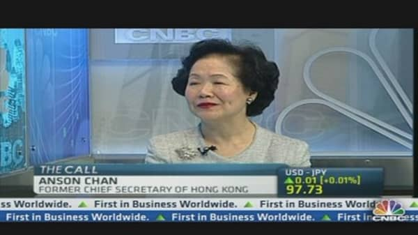 Hong Kong's Role in the Snowden Saga