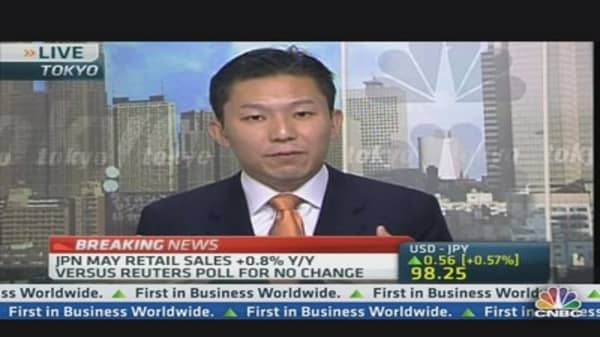 Economic Data Highlights Japan's Progress: Pro