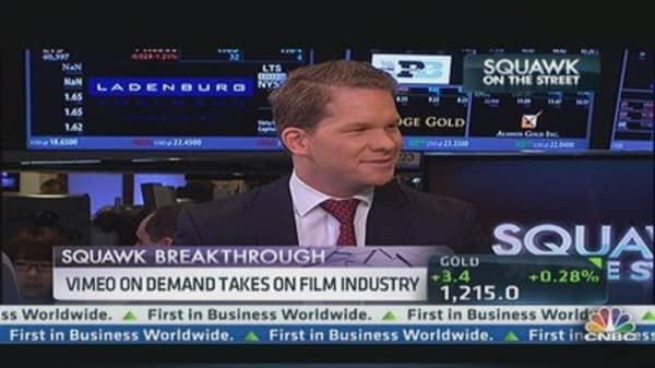Vimeo 'On Demand' Takes on Film Industry