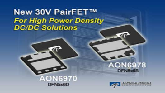 New 30V PairFET