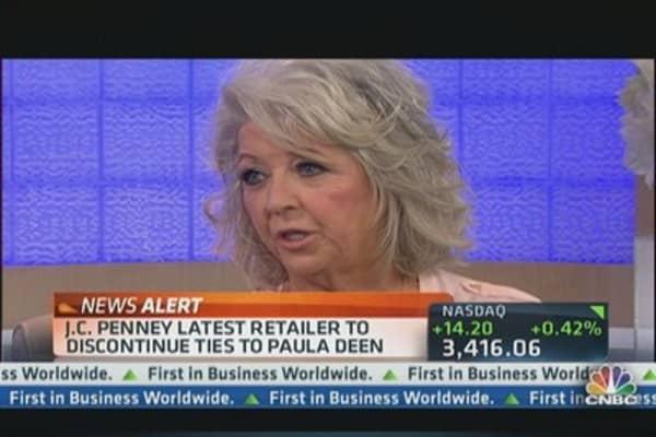 JC Penney Drops Paula Deen
