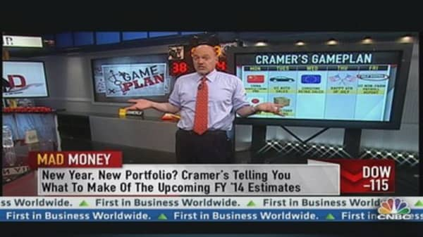Confused About the Market? Cramer's Plan