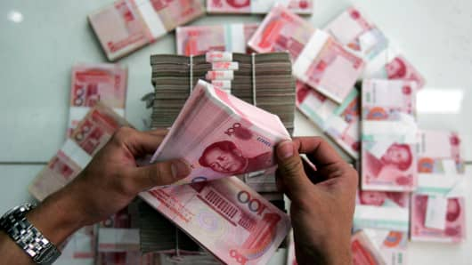 China's debt pile if growing fast despite years of efforts to contain it, a Reuters analysis shows.
