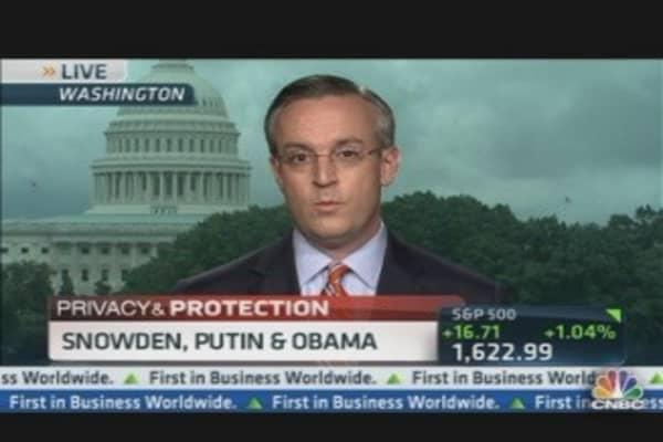 Putin: We'll Never Hand Over Snowden