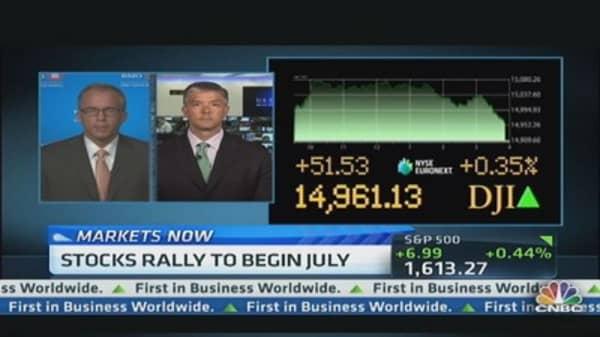 Markets Start Q3 Strong