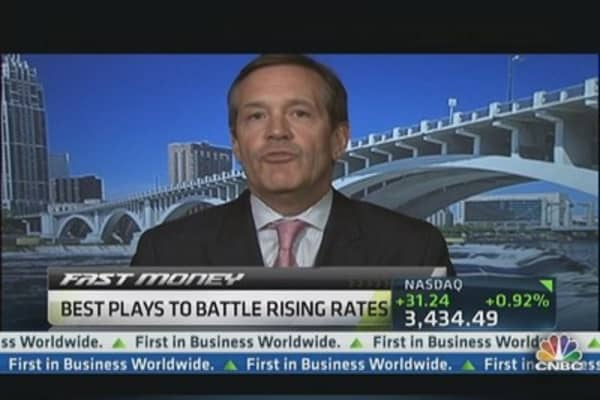'Dividend Aristocrats' Amid Rising Rates