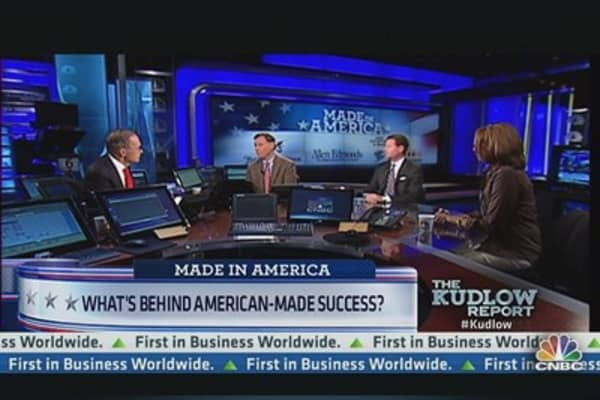 What's Behind 'American-Made' Success?