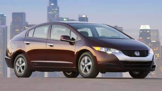 The Honda CVX Clarity